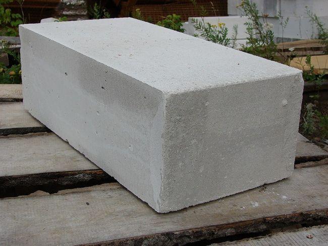 пінобетонні блоки