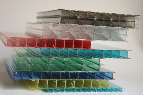 Фото - Особливості полікарбонату і його монтажу