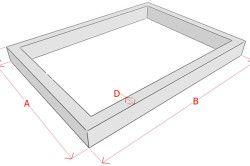 Параметри стрічкового фундаменту
