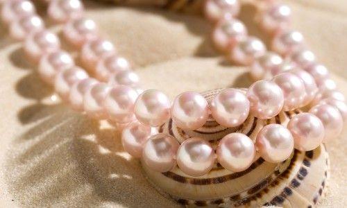 Фото - Особливості рожевого перлів