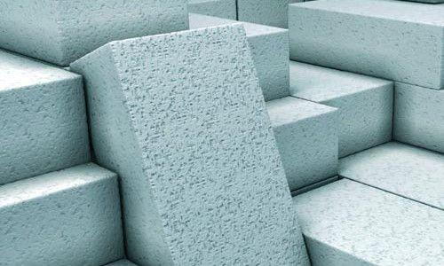 газобетонні блоки