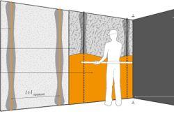 Фото - Особливості технології утеплення стін пінопластом зовні