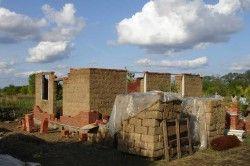 Будівництво будинку з саману