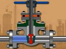Принцип роботи клиновий заглушки