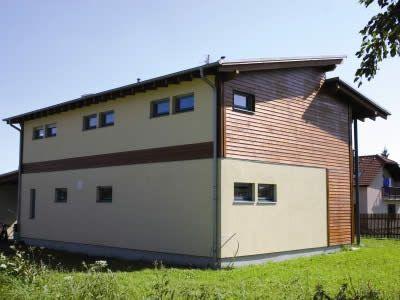 Фото - Від чого залежить кут нахилу односхилим даху