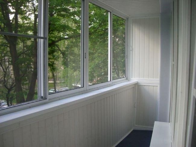 Фото - Оздоблення балкона своїми руками