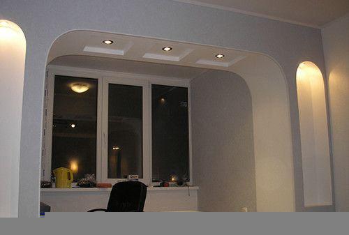 Фото - Оздоблення та утеплення балкона