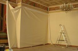 Фото - Оздоблення стін тканиною: створюємо незвичайний інтер'єр