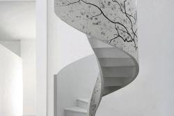 Фото - Оздоблення ступенів бетонних сходів