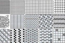 Способи укладання мозаїки