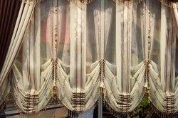 австрійські штори