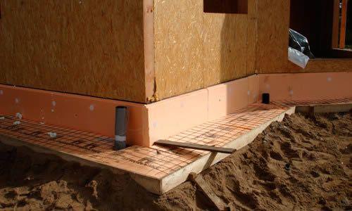 Фото - Отмостка для будинку: призначення і пристрій покриття