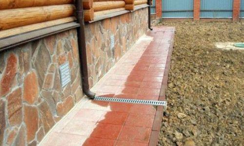 Фото - Отмостка своїми руками пропорції бетон