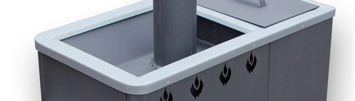 Фото - Печі для лазні з баком для води своїми руками