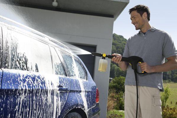 Фото - Пеногенератор для мийки автомобіля