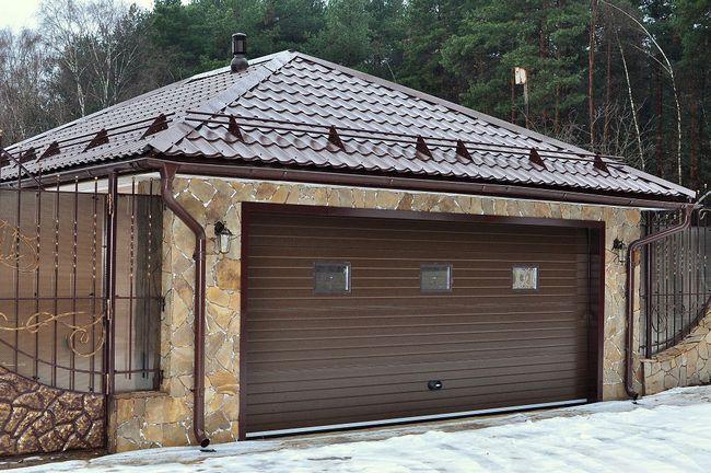 Як правильно замінити покрівлю гаража