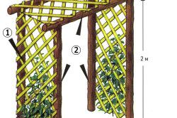 Схема проста арки