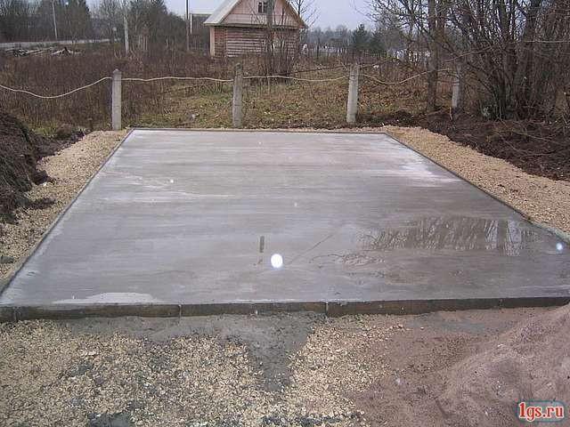 Фото - Плаваючий фундамент для будинку