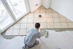 Фото - Плитка на дерев'яні підлоги: чи можливо таке?
