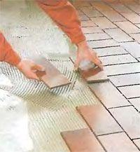 Фото - Плитка для підлоги для коридору - це практично і сучасно