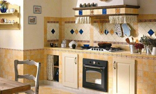 Фото - Під прицілом плитка для підлоги на кухню: від розрахунку до укладання