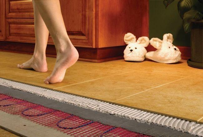 Фото - Підігрів підлоги
