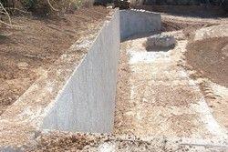анкерного кріплення підпірних стін