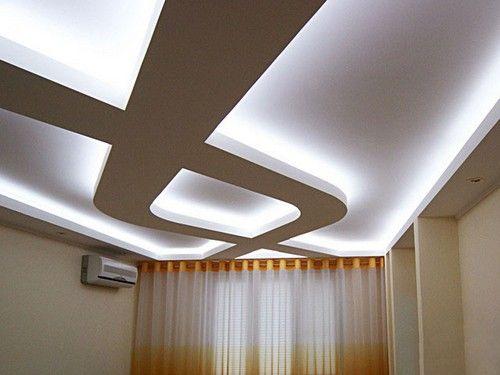 світлодіодне підсвічування натяжної стелі