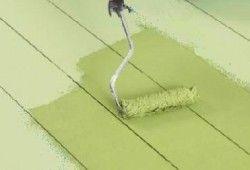 фарбування підлог