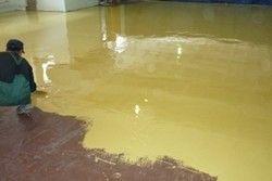 Фото - Фарбування підлоги - захист від впливу шкідливих факторів
