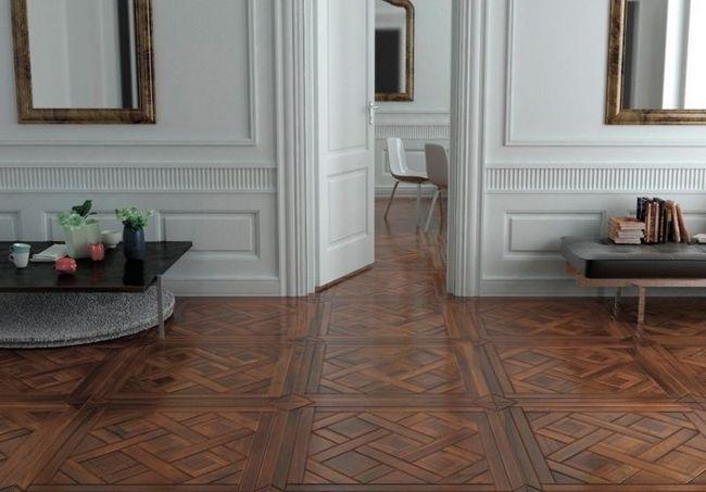 Варіанти обробки підлоги