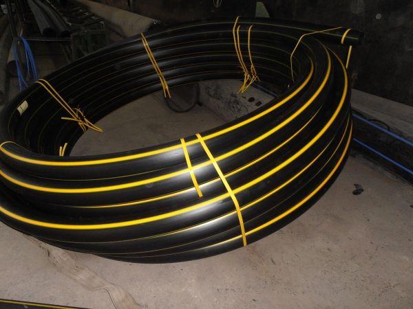 Фото - Поліетиленові труби для газопроводів