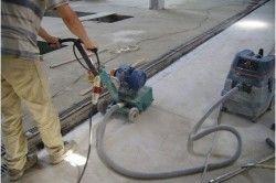 Фрезерування бетонної підлоги