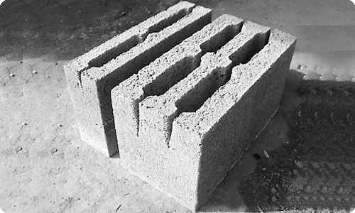 керамзитобетонні блоки