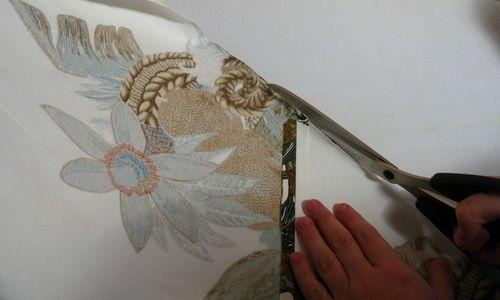 Фото - Пошиття штор і тканинних фіранок в домашніх умовах