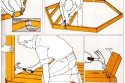Фото - Побудувати альтанку для дачі своїми руками