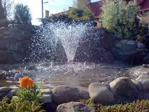 Фото - Споруда фонтану для дачі своїми руками