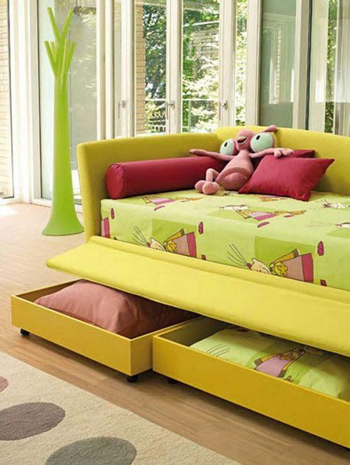 Фото - Правила вибору та види дитячих диванів