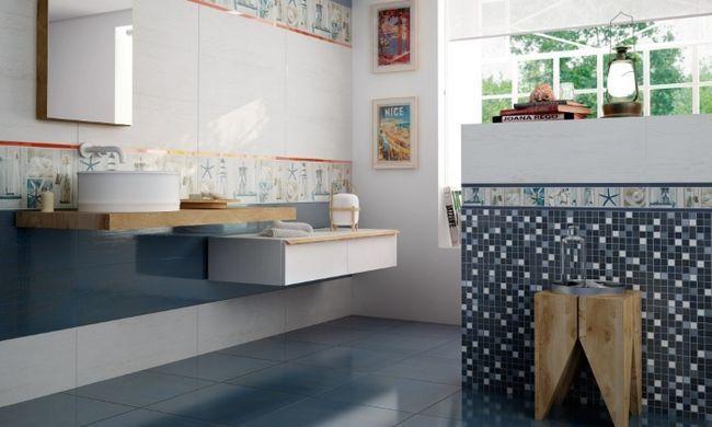 Правильна обробка ванної плиткою