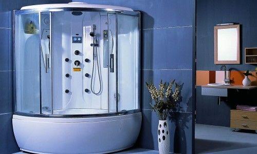 Правильна установка душової кабіни