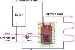 Фото - Правильне підключення бойлера непрямого нагріву до газового котла