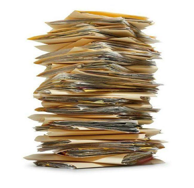 Документи для подачі заяви