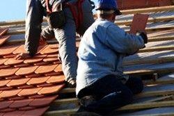 монтаж даху своїми руками