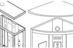 Схеми установки стельового панелі