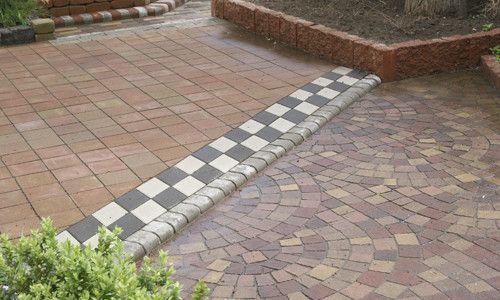 Фото - Правильний розчин для тротуарної плитки - пропорції і складові