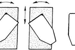 Правильна заточка ножа рубанка за допомогою бруска