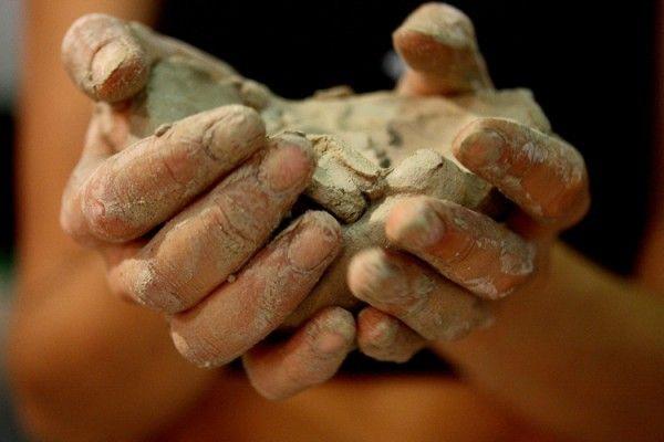Перевірка готовності глини