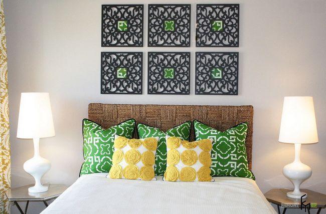 Фото - Ліжкові світильники: комфорт і затишок в спальні