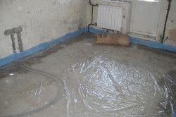 гідроізоляція підлоги