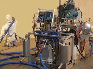 Фото - Застосування пінополістиролу і пінополіуретану при утепленні ангара